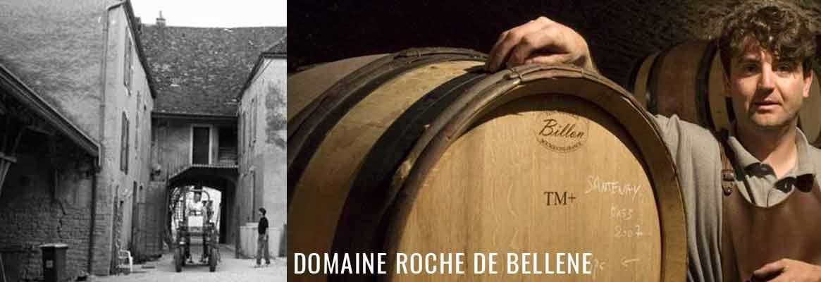 Domaine de Roche de Bellene, grands vins de Bourgogne
