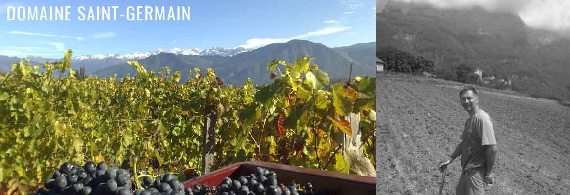 Domaine Saint-Germain, vins de Savoie BIO