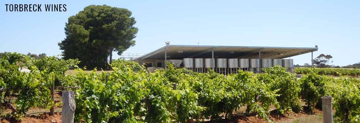 Torbreck Wines, vins d'Autsralie