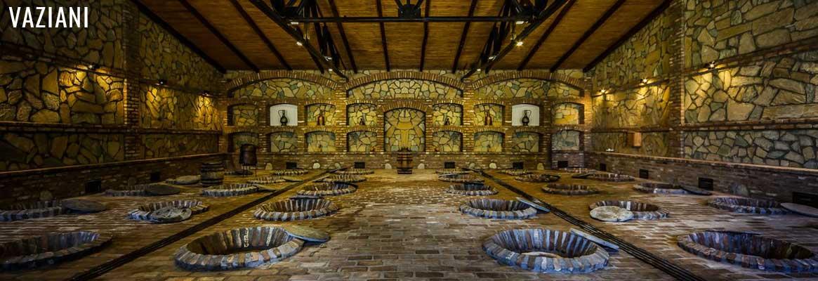 Vaziani, grands vins de Géorgie et vins Qvevri