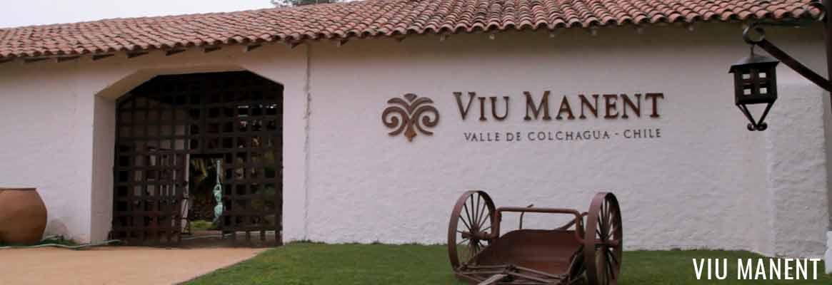 Domaine Viu Manent, vins chiliens