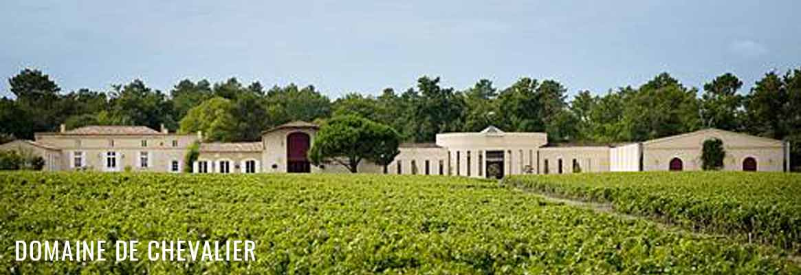 Domaine de Chevalier, grand cru classé de Graves, grands vins de Pessac-Léognan