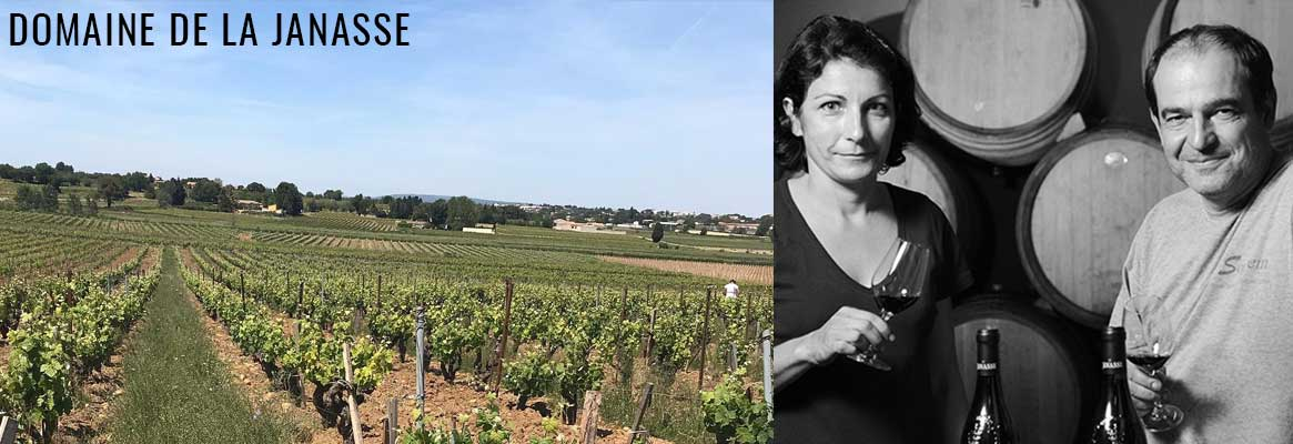 Domaine de La Janasse, grands vins de Châteauneuf-du-Pape