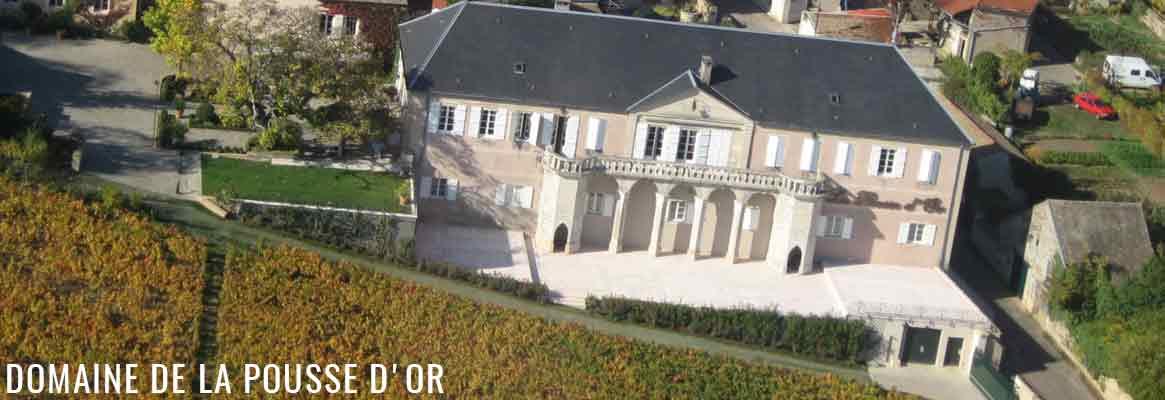 Domaine de La Pousse d'Or - Grands vins de Bourgogne