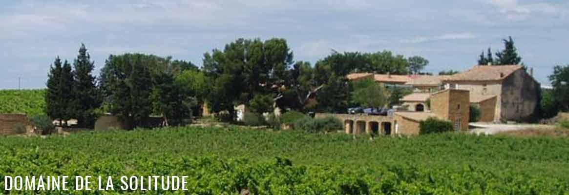 Grands vins de Châteauneuf-du-Pape, Domaine de La Solitude