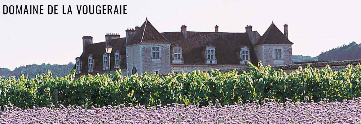 Domaine de La Vougeraie, grands vins de Bourgogne à Vougeot et Gevrey-Chambertin