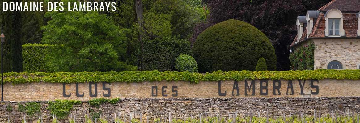 Domaine des Lambrays, Clos des Lambrays Grand Cru