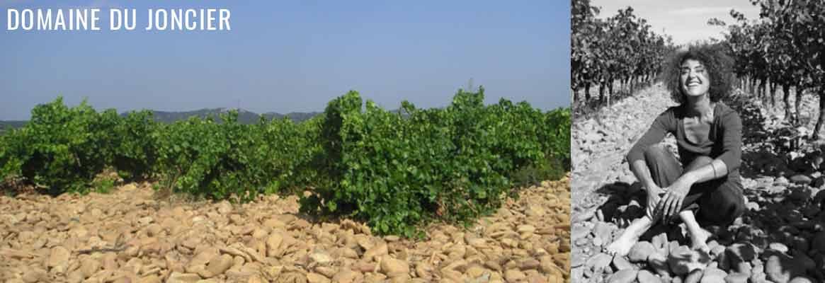Domaine du Joncier, vins de Lirac en Bio et Biodynamie