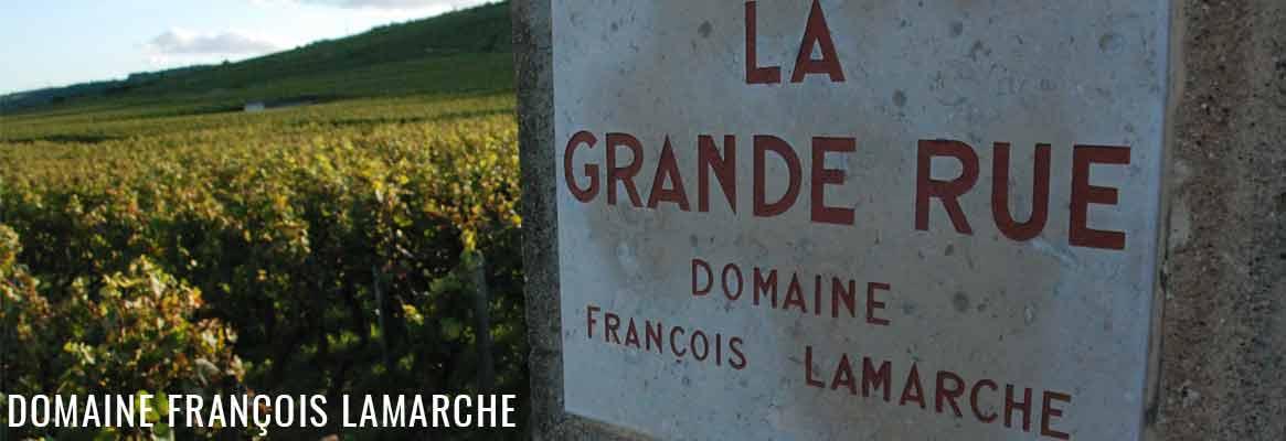 Domaine François Lamarche, grands vins de Vosne-Romanée