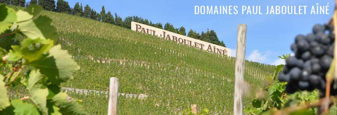 Domaines Paul Jaboulet Aîné, grands visn du Rhône, Hermitage La Chapelle, Crozes-Hermitage