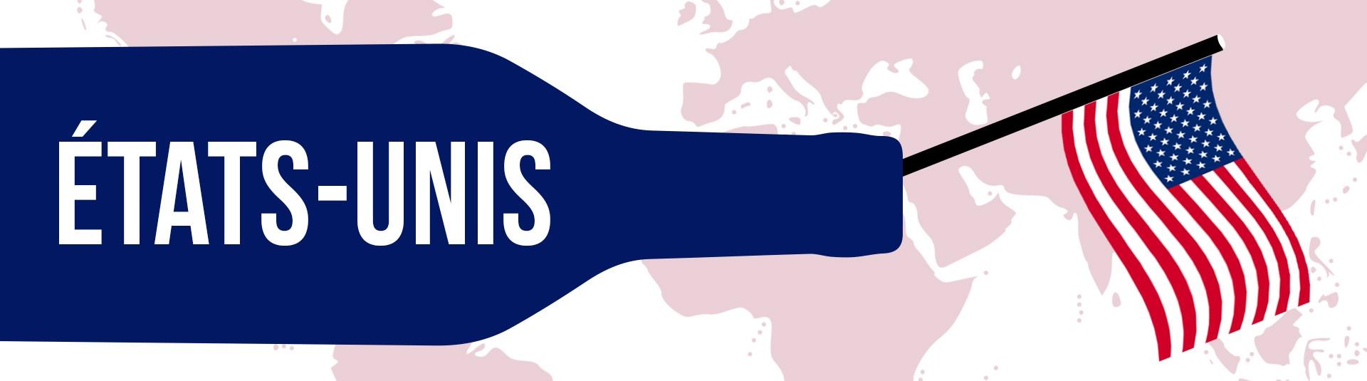 Découvrez les vins des Etats-Unis