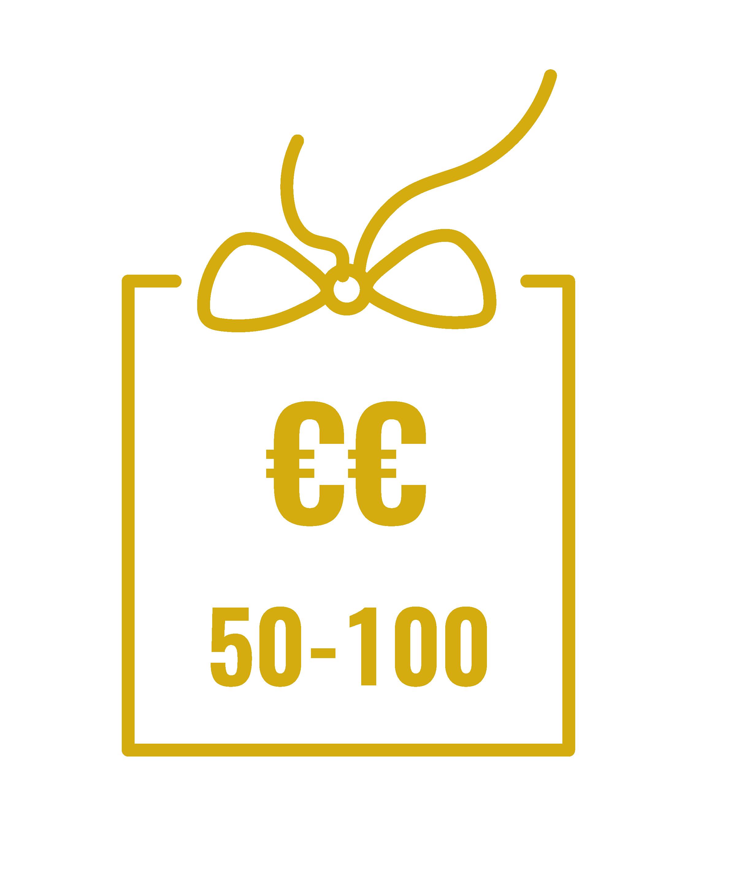 Coffret vin de 50 à 100€
