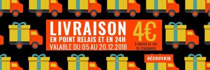 Frais de port 4€   Livraison en Point Relais   LA BOUTEILLE DORÉE