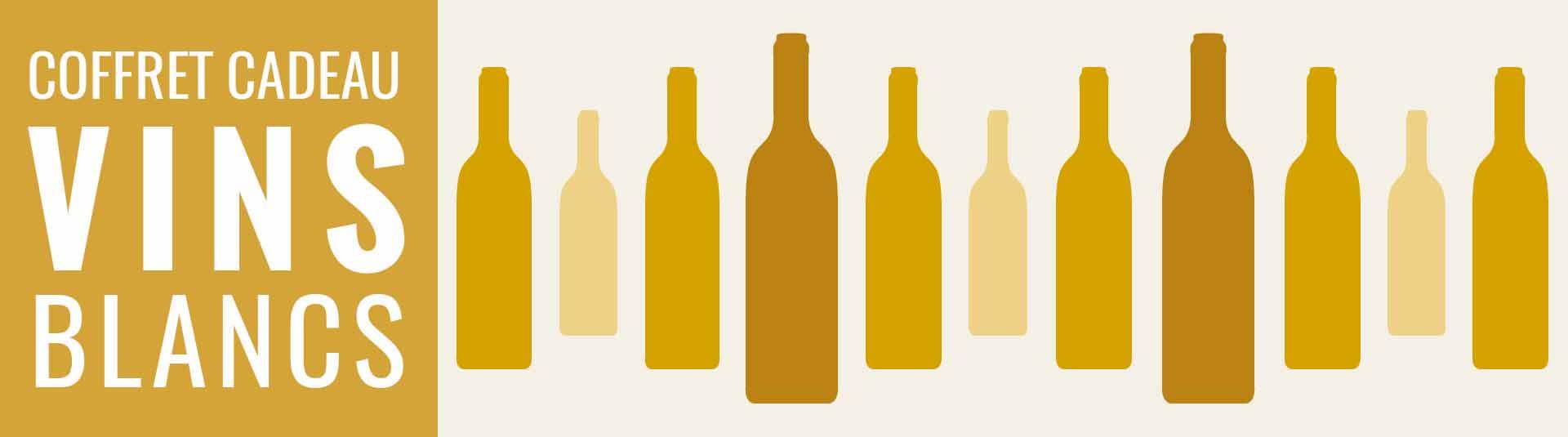 Box cadeau vins blancs