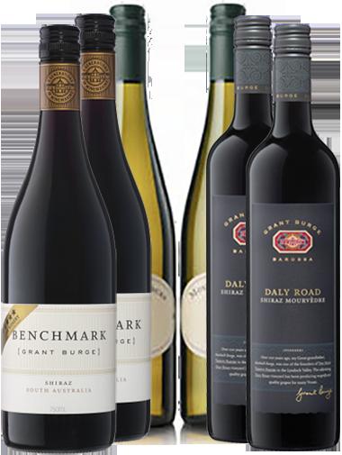 carton découverte vin Australie 6 bouteilles