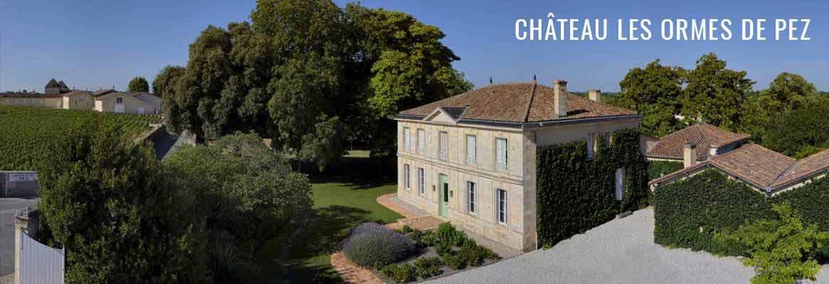 Château Les Ormes de Pez