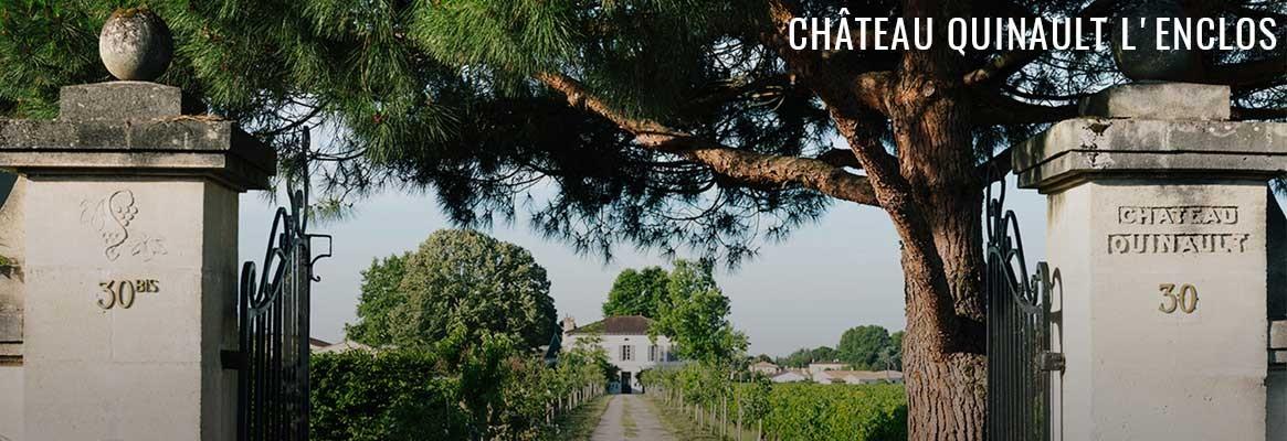 Château Quinault L'Enclos