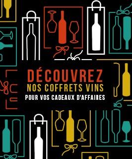 La Bouteille Dorée | Cadeaux vins Entreprises | Téléchargez le catalogue